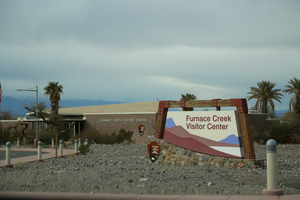 Death Valley National Park Visitor Center Furnace Creek