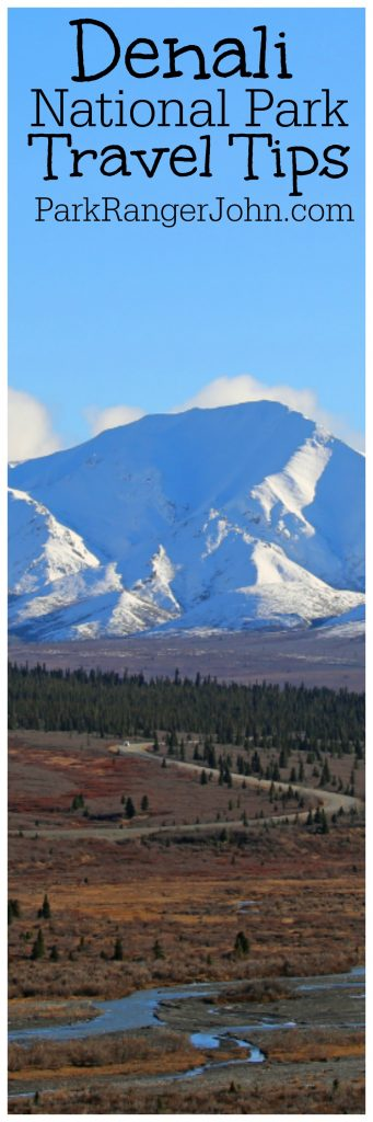 Planning a trip to Denali National Park in Alaska? Check out these travel tips. Camping, lodging, photography, what to pack and more
