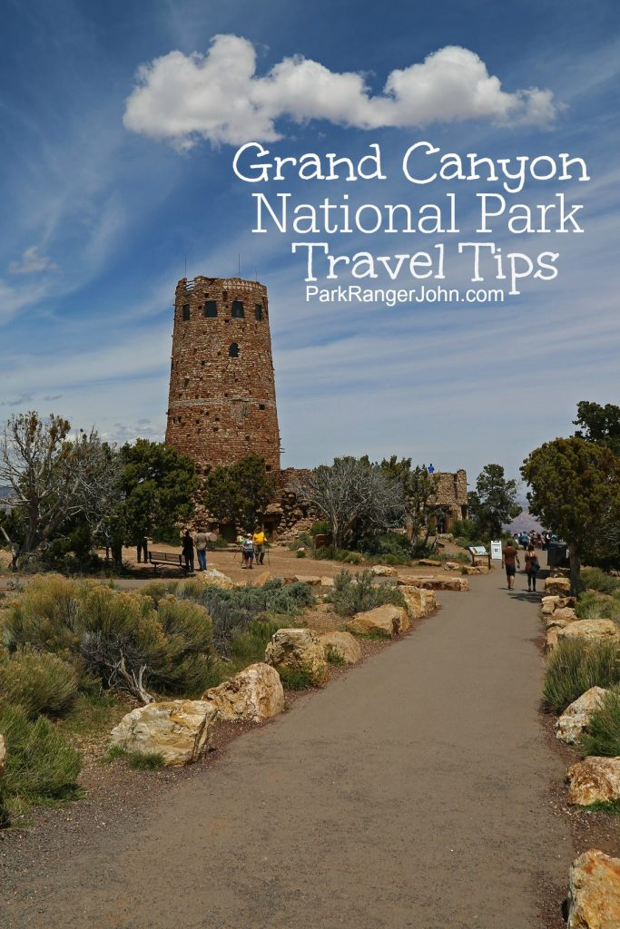 Grand Canyon National Park Travel Tips to help you plan your <a href=