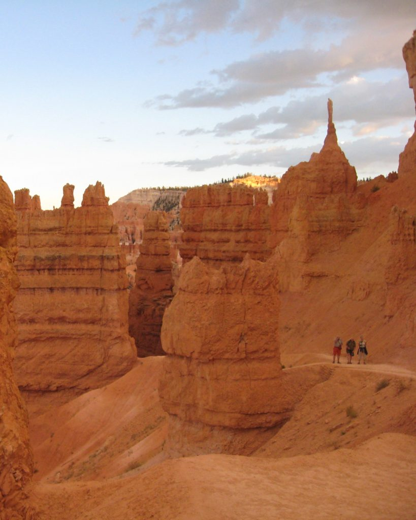 Hike at Bryce Canyon National Park