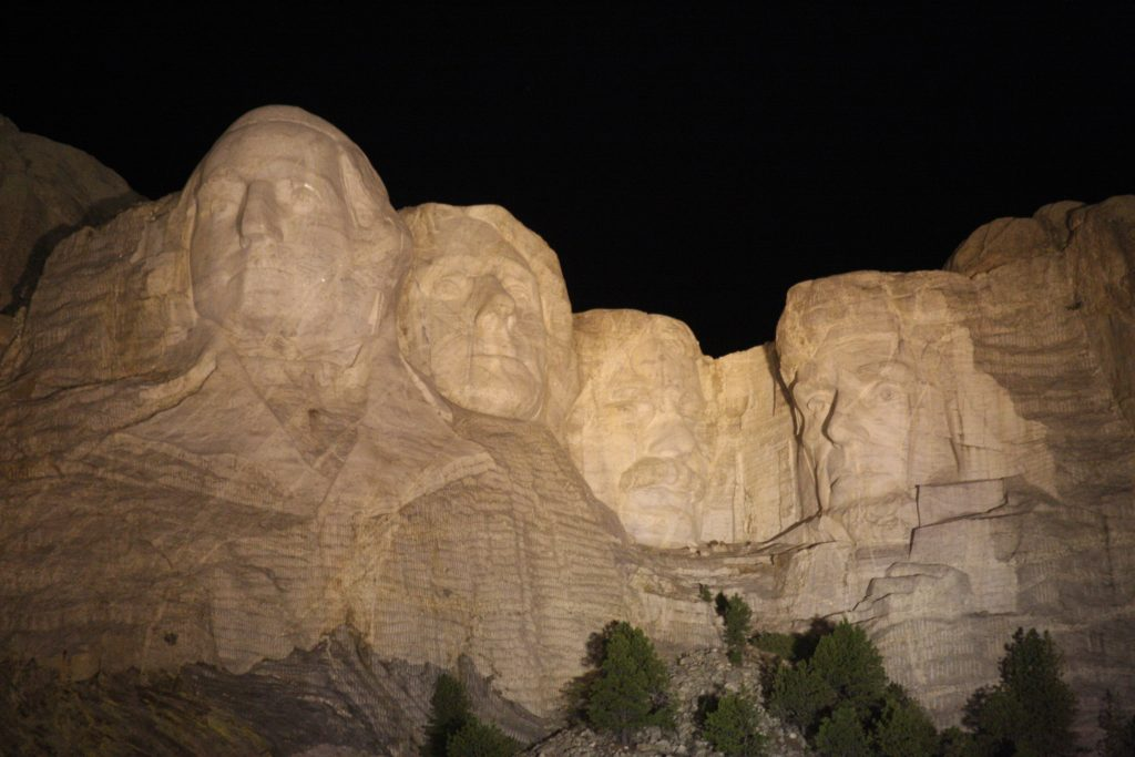 Planning a trip to Mount Rushmore