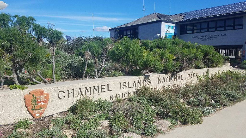 Channel Islands national park visitor center