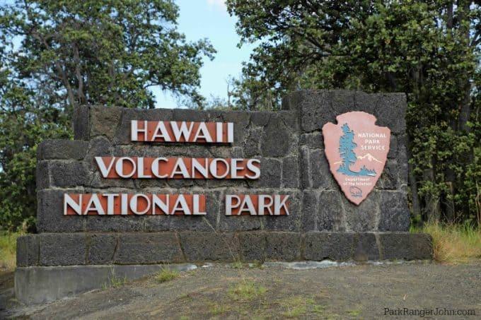 Hawaii Volcanoes National Park Travel Tips - Park Ranger John