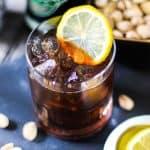 Irish Whiskey Beer Sour Cocktail Recipe