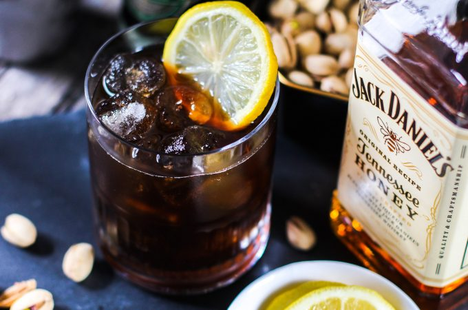 Irish Whiskey Beer Sour Cocktail Recipe