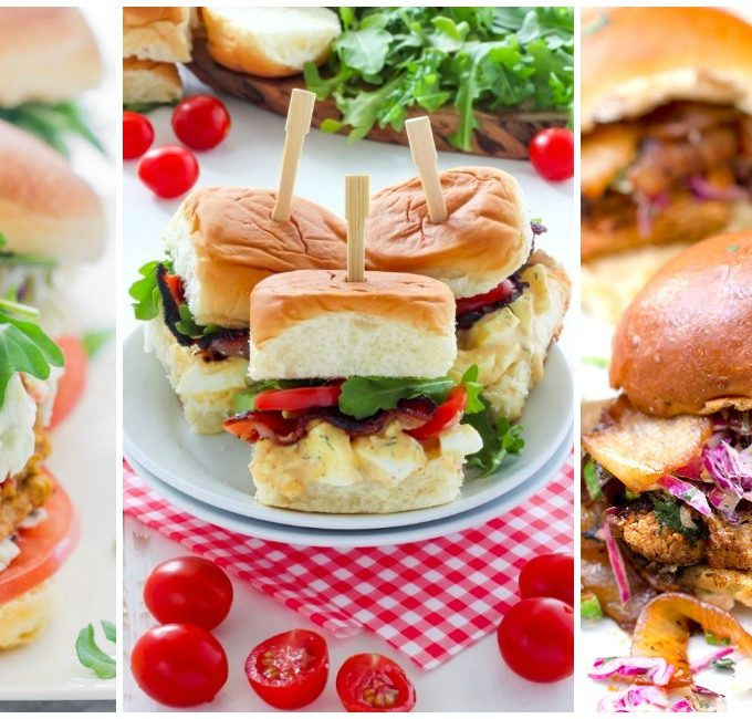 27 Tasty Sliders Recipe you need to try!