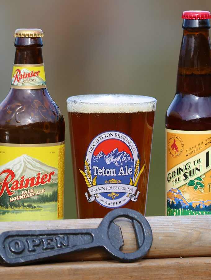 Beers inspired by U.S. National Parks