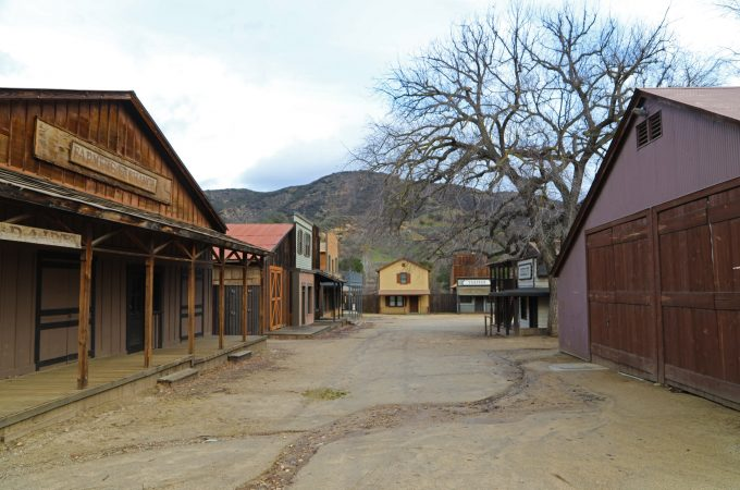 Step into the movies at Paramount Ranch