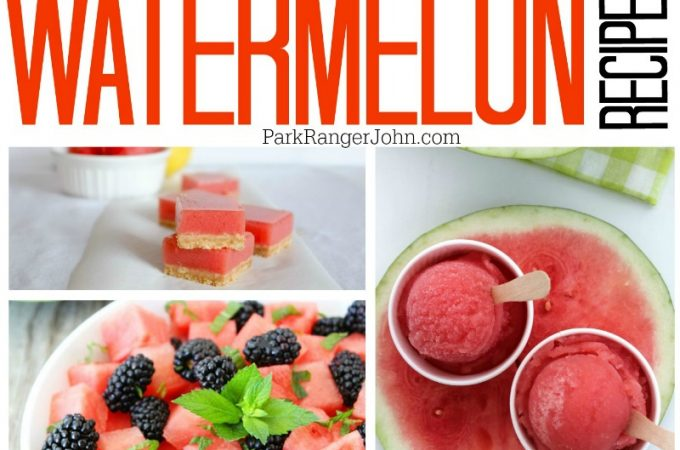 Delicious Watermelon Recipes!