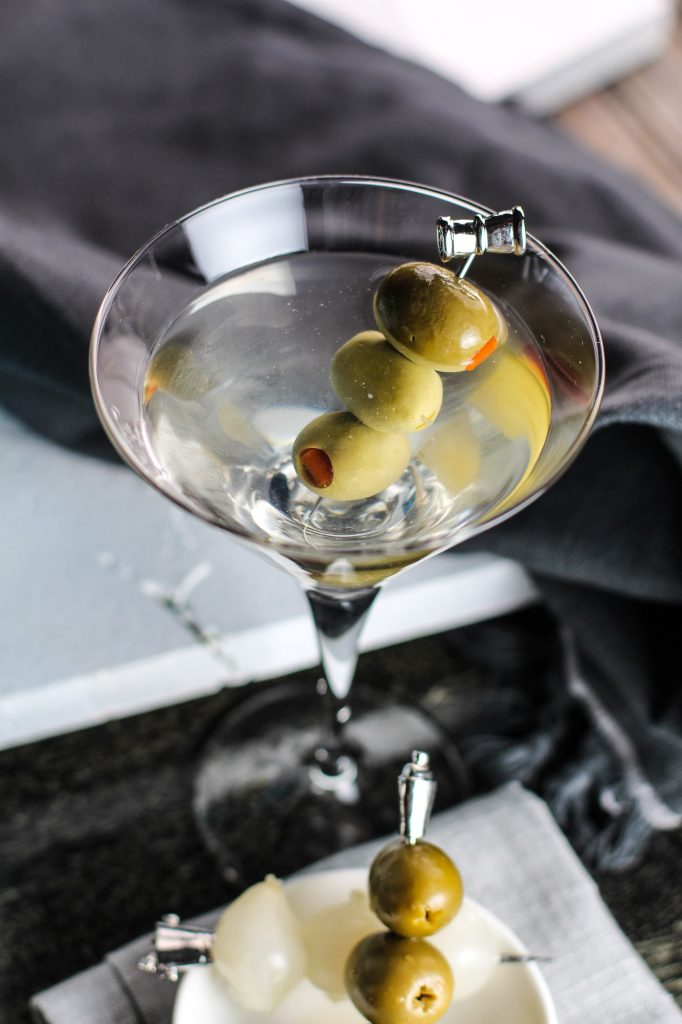 Classic Martini recipe you can make at home