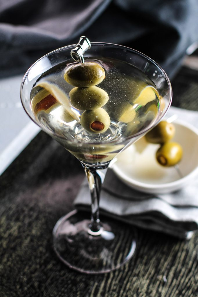 Classic Martini Recipe James Bond