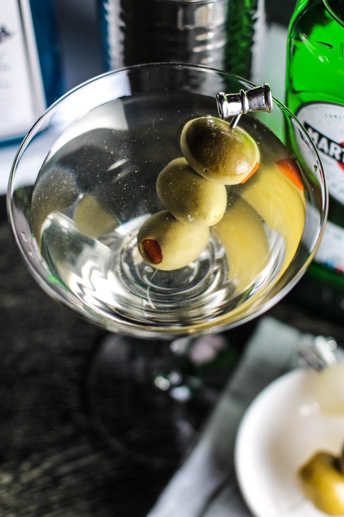 James Bond Classic Martini Recipe