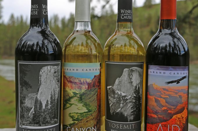 U.S. National Parks inspired Wine