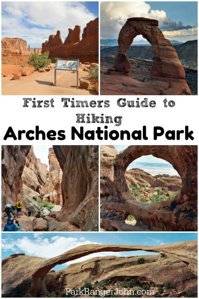 image regarding Printable List of National Parks by State named 7 Epic Arches Countrywide Park Hikes - Park Ranger John