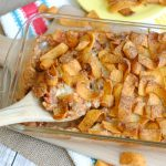 Frito Taco Casserole Recipe that is easy to make and perfect for family dinners