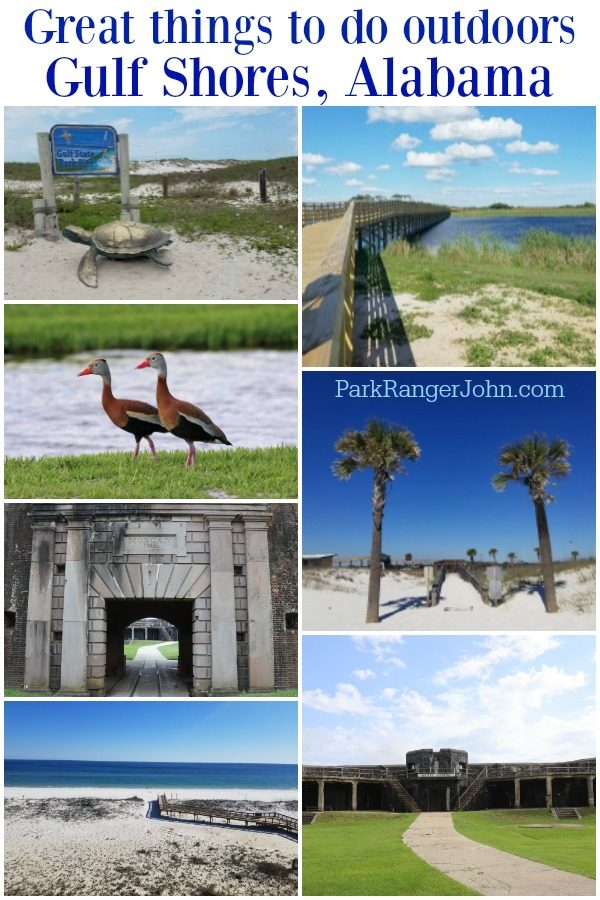 Great Outdoor Things to do in Gulf Shores Alabama!