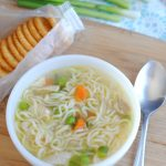 Ramen Chicken Noodle Soup Recipe