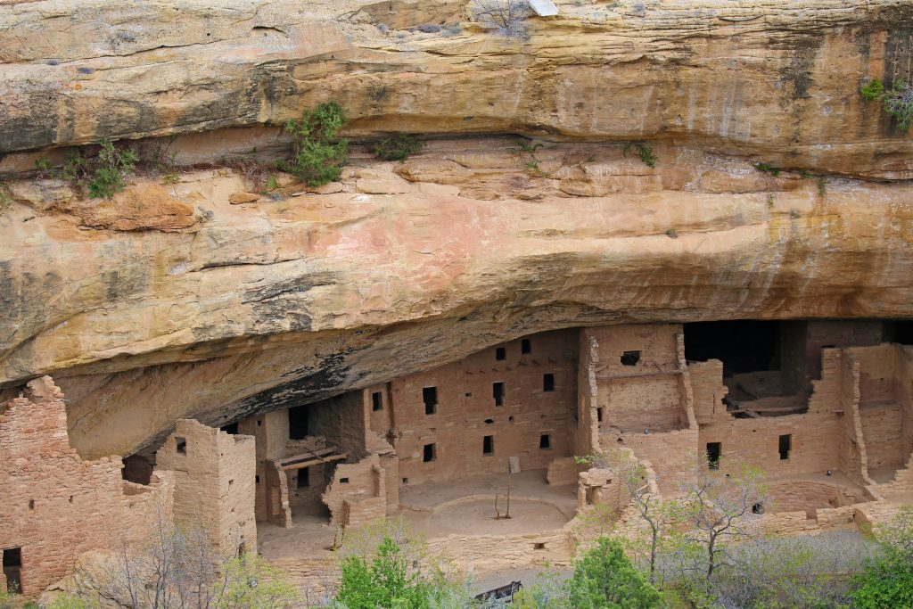 Spruce Tree Terrace at Mesa Verde National Park Colorado