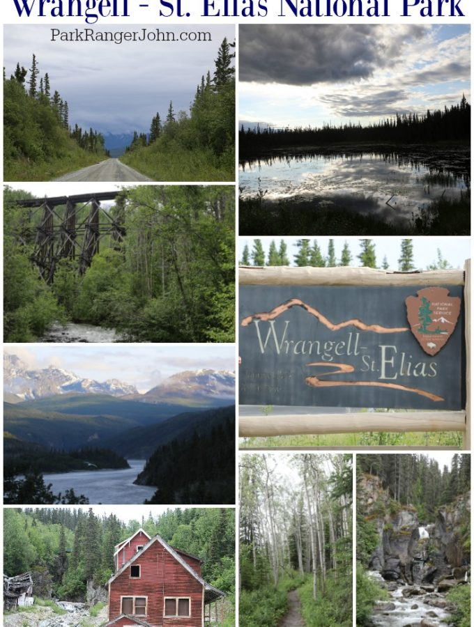 Best Things to do Wrangell St Elias National Park