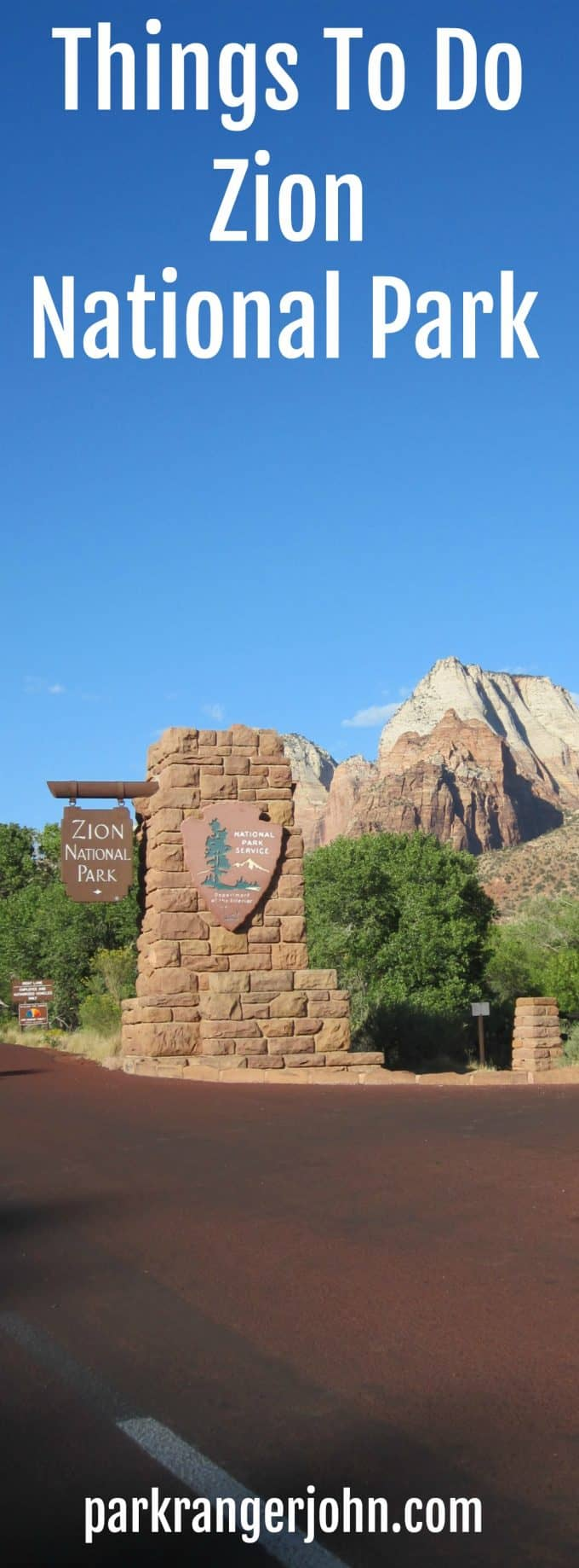 Things to do in Zion National Park Utah. Activities include camping, lodging, tips from a park ranger, hikes including the narrows, angels landing and the subway and bicycling.