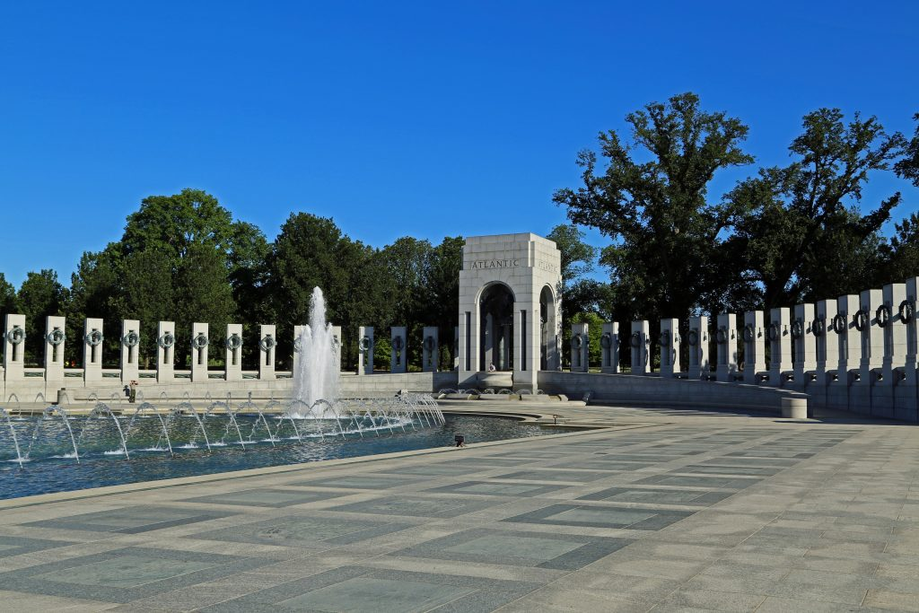 World War 2 Memorial, Washington DC