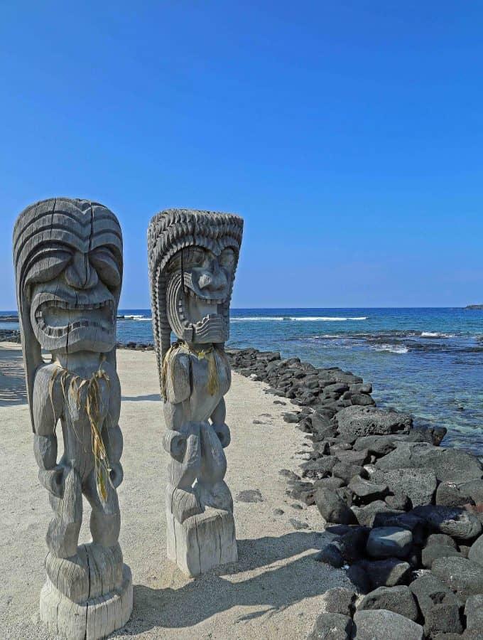 City Of Refuge Hawaii – Pu'uhonua o Hönaunau National Historical Park