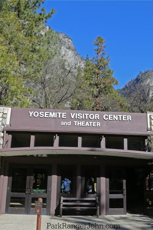 Yosemite National Park Visitor Center