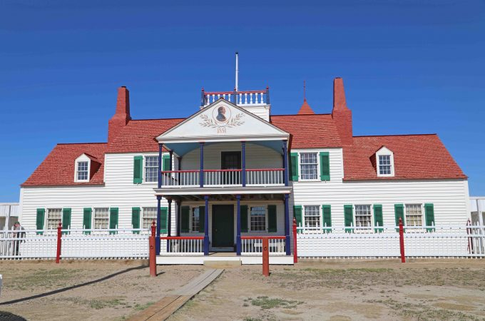 Fort Union Trading Post National Historic Park