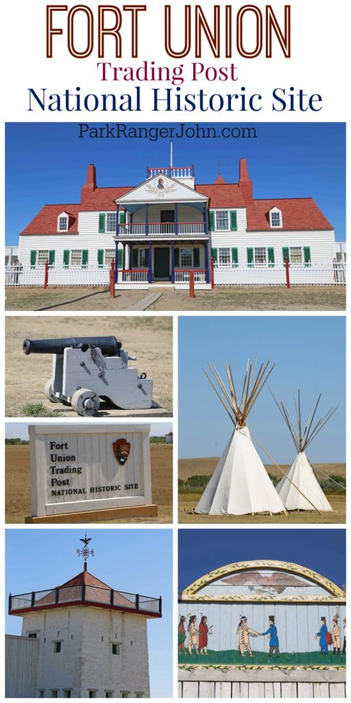 Fort Union Trading Post National Historic Site Travel Guide! Planning your trip to North Dakota to visit this great historical site!