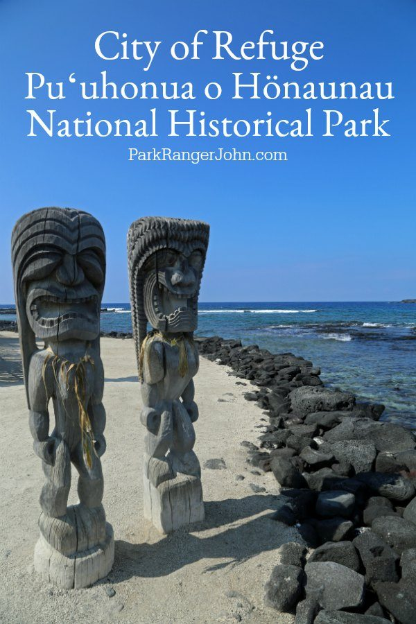 City Of Refuge Hawaii – Pu'uhonua o Hönaunau National Historical Park