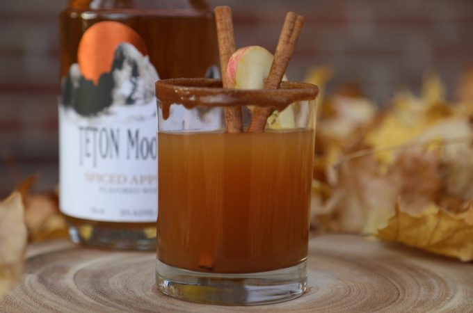 Spiced Apple Pie Cocktail Recipe