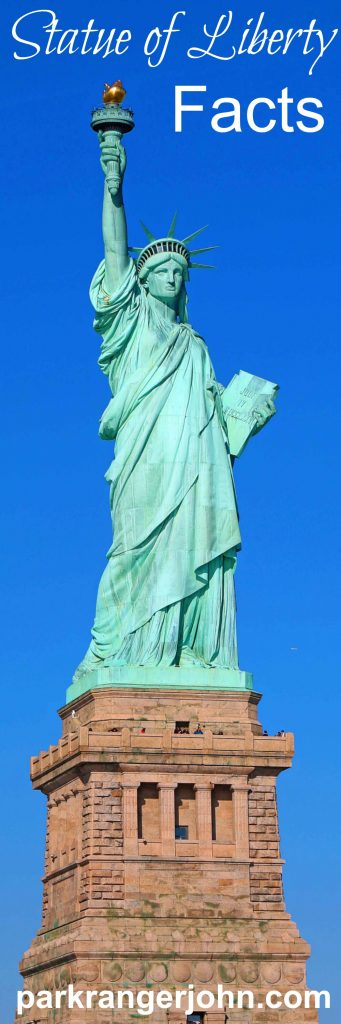 Statue of Liberty fun facts is great for adults, students, and even kids! This American icon was given to the United States of America by the people of France, then placed in New York, USA on Liberty Island.