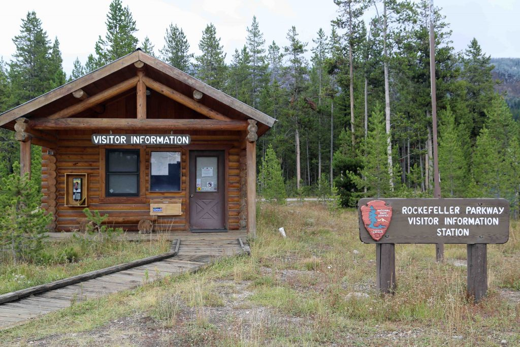 Explore the John D Rockerfeller Jr. Memorial Pkwy and Historic Flagg Ranch between Yellowstone and Grand Teton National Park. Includes things to do like camping, hiking, exploring Flagg Ranch and history of the park and incredible man!