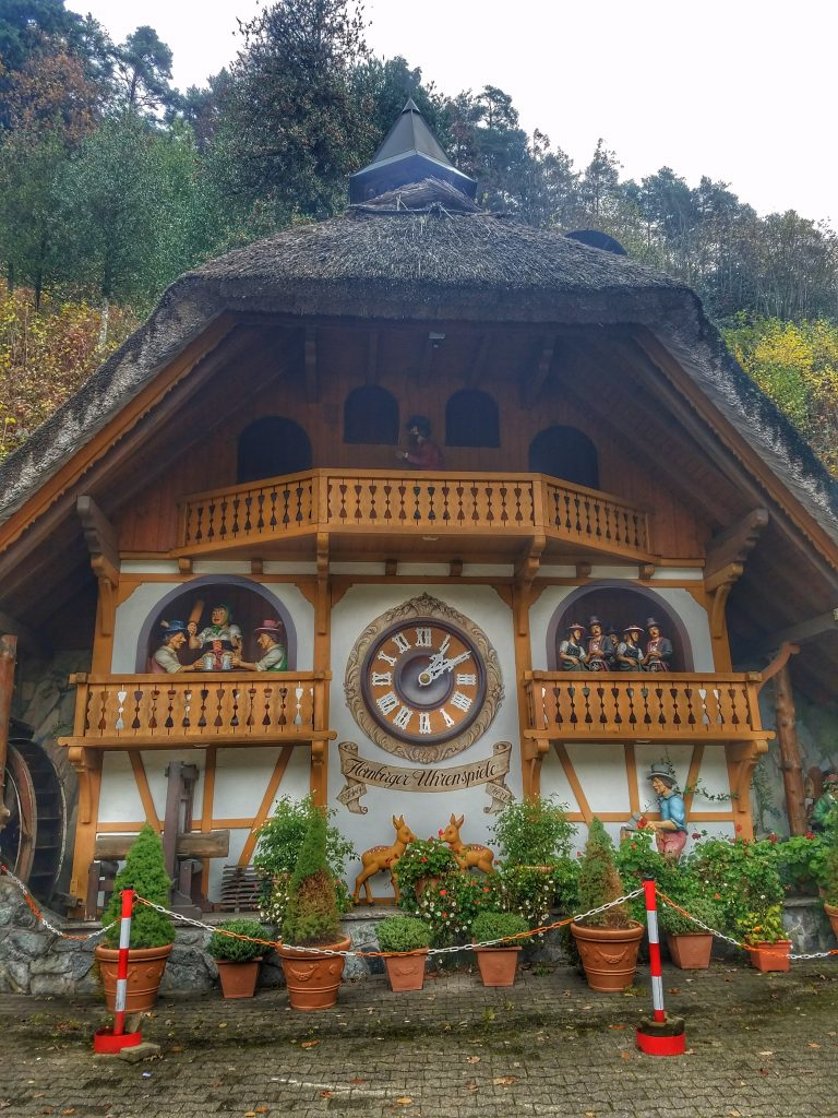 Cuckoo clock shop Germany