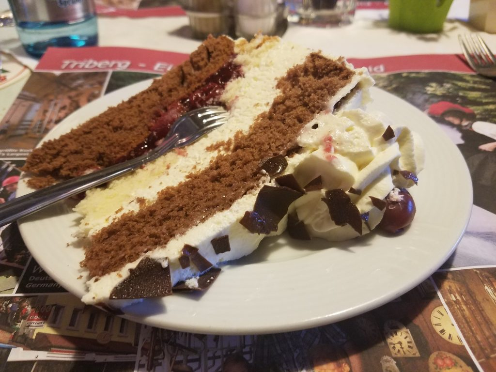 Black Forest Cake Germany