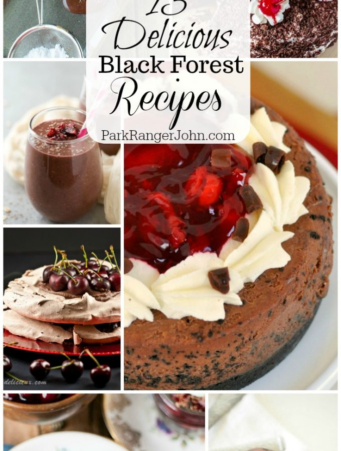 Black Forest Recipes