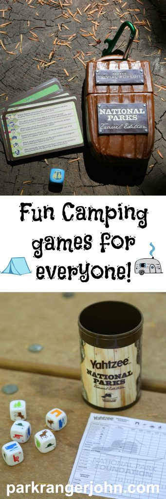 Fun Camping Games for the whole family! Weather you are planning an outdoor church or youth group event or the summer camping trip with your kids, teen, heck even the adults will love these camping games. #camping #games #family #outdoors