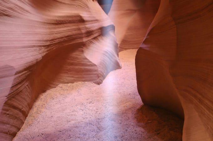 Exploring Upper Antelope Canyon Arizona