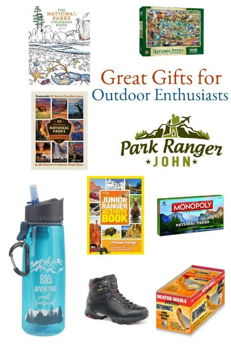 Holiday Gift Guide for outdoor enthusiasts!