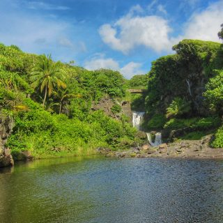 Things to do Haleakala National Park. Haleakala is located on the beautiful island of Maui Hawaii. My travel tips include watching sunrise, hiking, biking and bird watching! #haleakala #maui #hawaii #nationalpark
