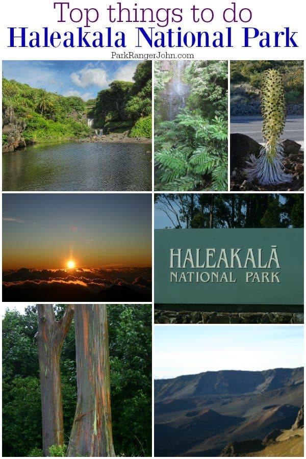 Things to do Haleakala National Park