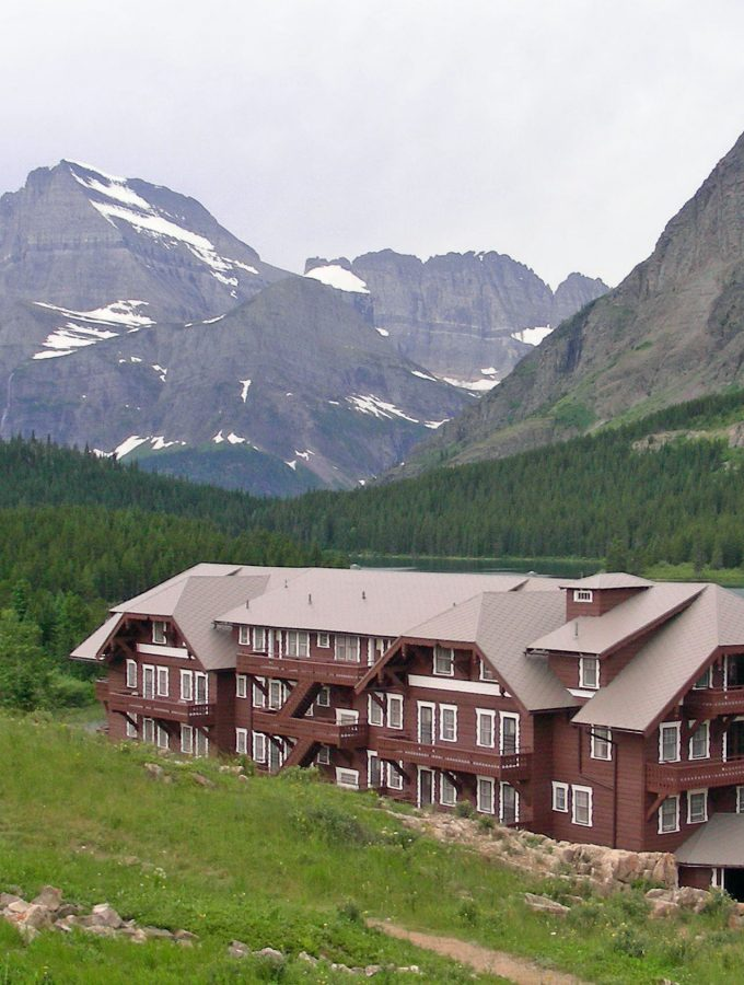 Glacier National Park Lodging
