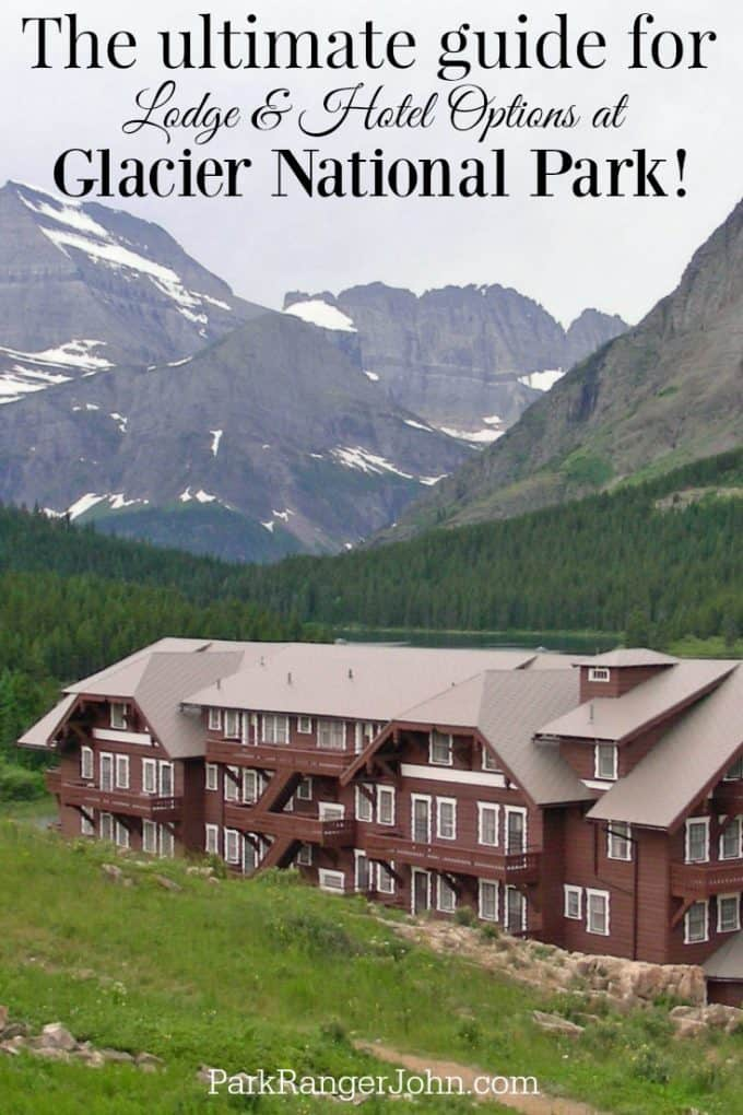 The ultimate guide to help you select your Glacier National Park Lodge, Hotel, Chalet or Cabin! #Glacier #lodge #hotel #cabin #chalet