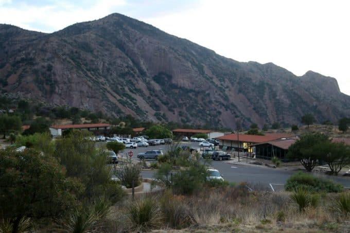 Chisos Mountain Lodge Big Bend Lodging Park Ranger John