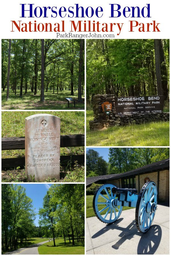 Horseshoe Bend National Military Park