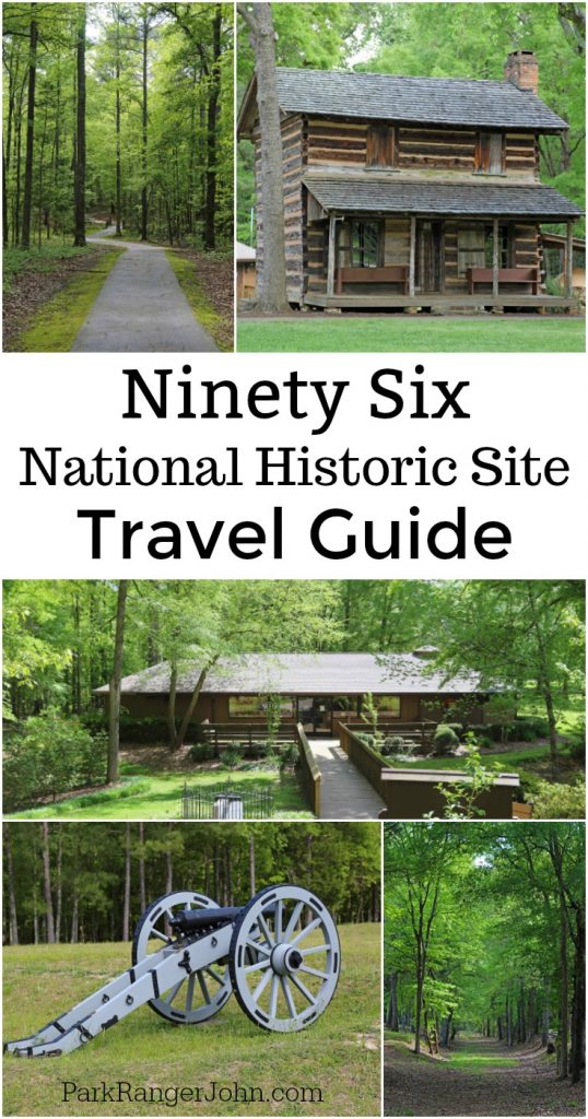 Ninety Six National Historic Site located in South Carolina includes the tsar Fort and the siege of Ninety Six in 1781. Check out what there is to do at the park, what to bring with you, and photos from the park. #Findyourpark #nationalpark #NPS #southcarolina #history