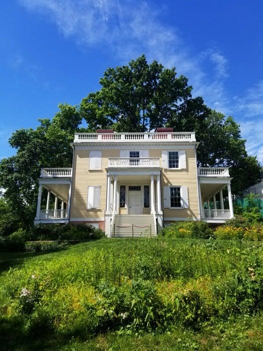 Hamilton Grange National Memorial