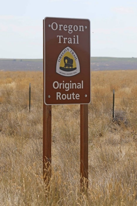 Oregon Trail National Historic Trail
