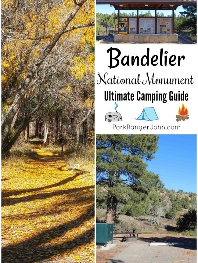 Bandelier National Monument Camping