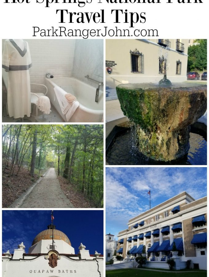Hot Springs National Park Travel Tips